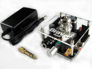 Bravo V2 tube headphone amp