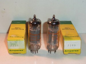 Amperex PQ 7119 Holland