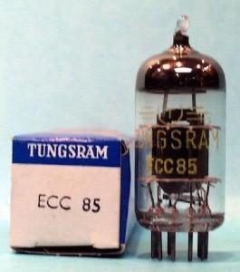 Tungsram ECC85