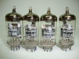 Siemens ECC85/6AQ8