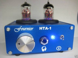 Fournier HTA-1 Tube Headphone Amplifier