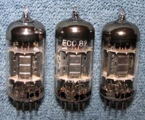 Siemens ECC82 Silver