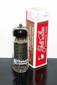 Genalex Gold Lion N709/6BQ5/EL84 - Russia