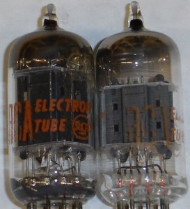 Tubes with Black vs Gray plates