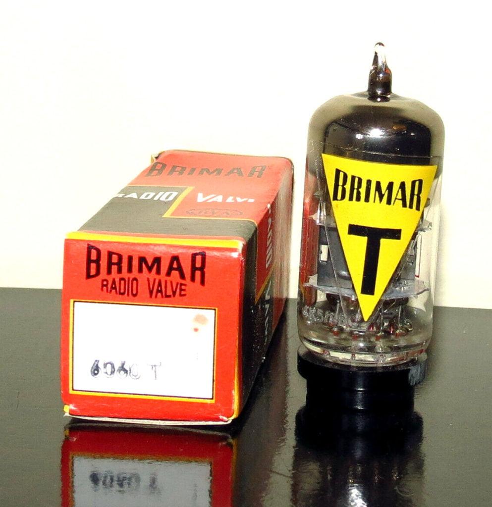 Brimar Tubes Date Codes