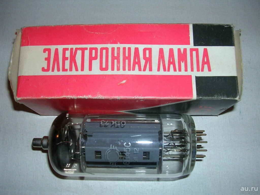 Soviet/Russian Tubes Equivalents